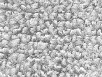 Auto Custom Carpet - Cargo Deck Carpet Gray