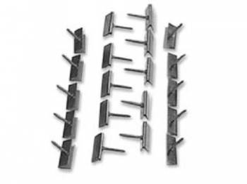 H&H Classic Parts - Door Panel Nails (Package of 20) - Image 1