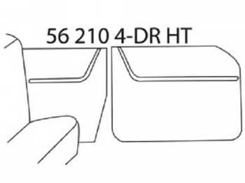 Mar-K - Door Panel Stainless Set - Image 1