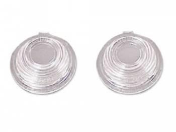 H&H Classic Parts - License Lamp Lens - Image 1
