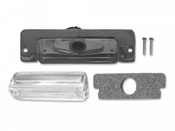 H&H Classic Parts - License Lamp Assembly - Image 1