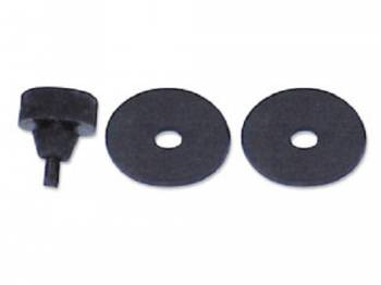 T&N - License Plate Cushion Seals - Image 1