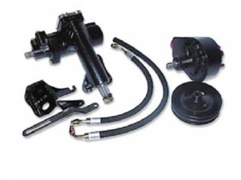 H&H Classic Parts - 500 Series Power Steering Kit - Image 1