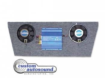 Custom Auto Sound - Back Seat Driver Assembly