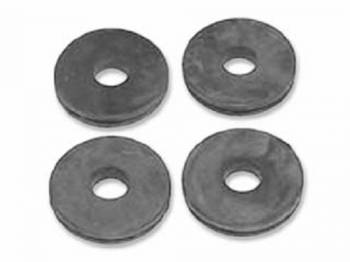 H&H Classic Parts - Fender Anti-Squeak Grommets - Image 1