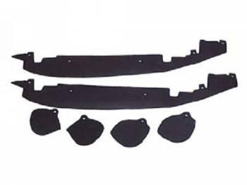 H&H Classic Parts - Fender Dust ShieldS - Image 1