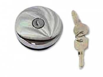 H&H Classic Parts - Locking Gas Cap (Replacement) - Image 1