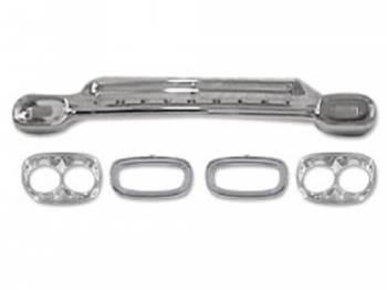 H&H Classic Parts - Grille Kit - Image 1