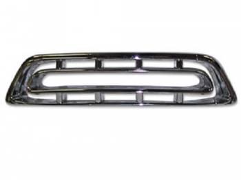 H&H Classic Parts - Chrome Grille - Image 1
