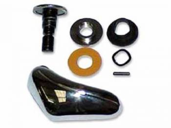 H&H Classic Parts - Vent Window Handle LH - Image 1