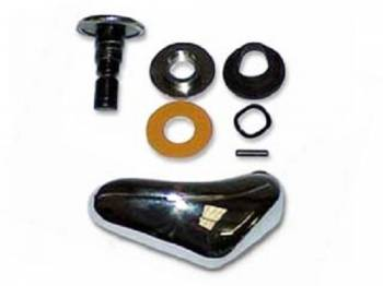 H&H Classic Parts - Vent Window Handle RH - Image 1