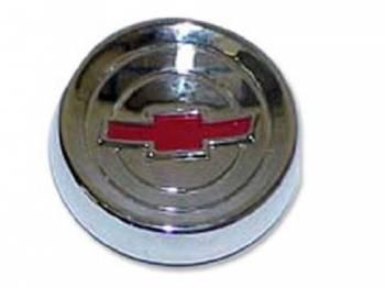 H&H Classic Parts - Horn Cap Chrome - Image 1