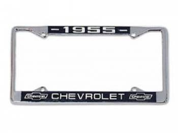 H&H Classic Parts - Chevrolet License Plate Frame - Image 1