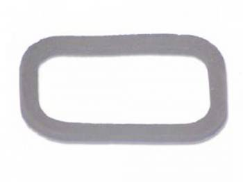 H&H Classic Parts - License Light Lens Gasket - Image 1