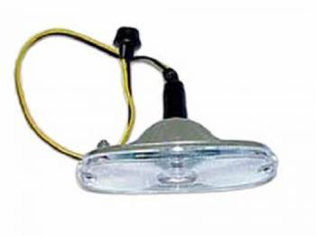 H&H Classic Parts - Parklight Assembly with Clear Lens - Image 1