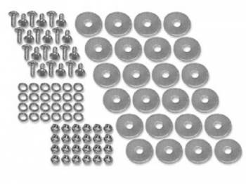 H&H Classic Parts - Rear Fender to Bed Bolt Kit - Image 1