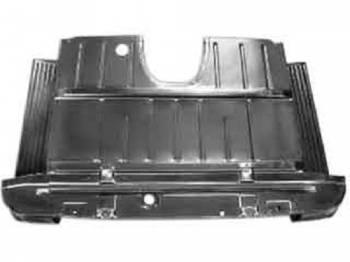 Dynacorn International LLC - Complete Cab Floor Assembly - Image 1