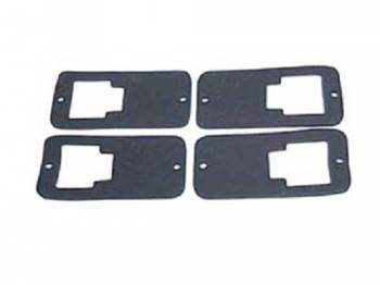 H&H Classic Parts - Side Marker Light Gaskets without Trim - Image 1