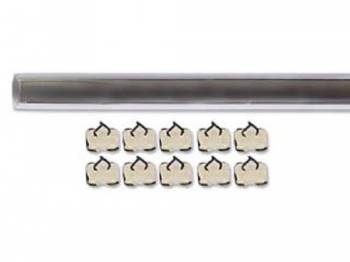 H&H Classic Parts - Upper Bed Molding LH or RH - Image 1
