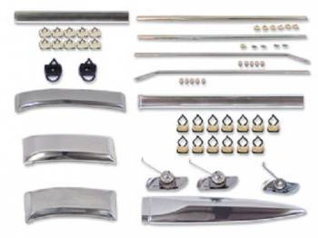 H&H Classic Parts - Complete Side Molding Kit - Image 1