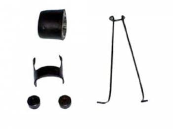 H&H Classic Parts - Shift Lever Knob Retaining Pin & Spring - Image 1