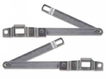 H&H Classic Parts - Tailgate Hinges