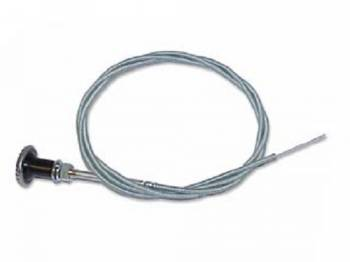 H&H Classic Parts - Throttle Cable - Image 1