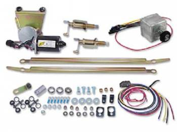 RainGear Wiper Systems - RainGear Wiper Conversion Kit with Delay Switch - Image 1