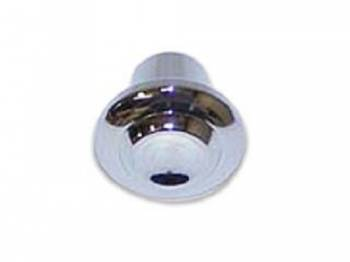 H&H Classic Parts - Wiper Knob Chrome - Image 1
