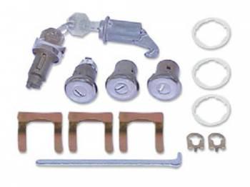 PY Classic Locks - Complete Lock Set - Image 1