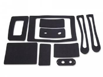 OER (Original Equipment Reproduction) - Heater Seal Kit - Image 1
