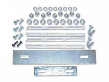 OER (Original Equipment Reproduction) - Console Gauge Screw Assembly Kit - Image 1