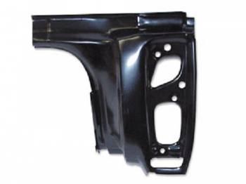 Dynacorn International LLC - Taillamp Mounting Panel LH - Image 1