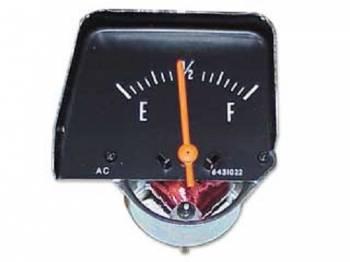OER (Original Equipment Reproduction) - Console Fuel Gauge - Image 1