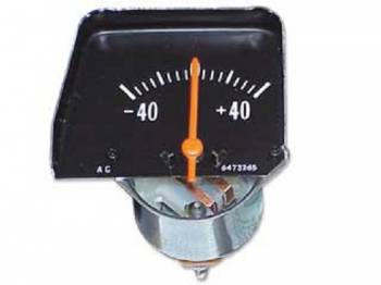 OER (Original Equipment Reproduction) - Console Battery Gauge - Image 1