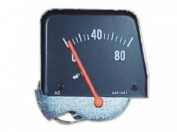 OER (Original Equipment Reproduction) - Console Oil Pressure Gauge - Image 1