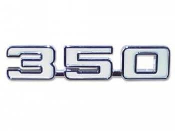 OER - 350 Fender Emblem - Image 1