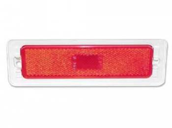 OER (Original Equipment Reproduction) - Rear Side Marker Lights - Image 1