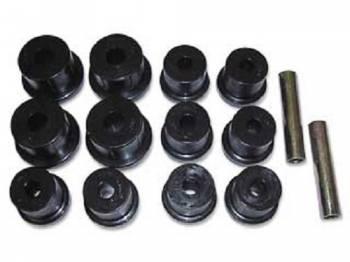 Prothane Motion Control - Urethane Springs Shackle Bushings - Image 1