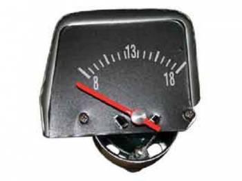 American Autowire - Console Gauge Voltmeter - Image 1