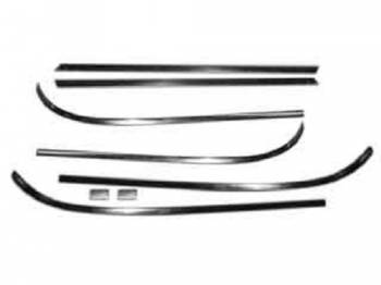 Dynacorn International LLC - Back Glass Moldings - Image 1