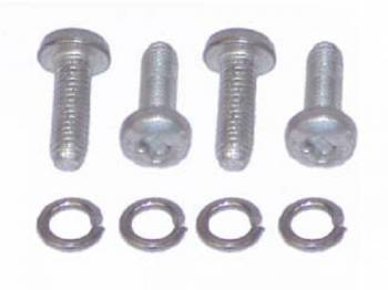 East Coast Reproductions - Air Vent Cable Screws - Image 1