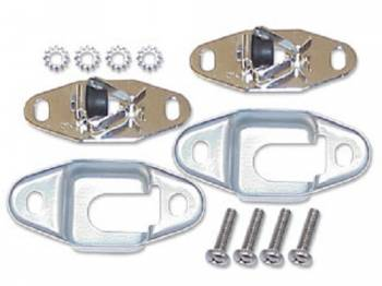 H&H Classic Parts - Rear Seat Latches - Image 1