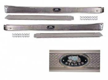 H&H Classic Parts - Sill Plates - Image 1