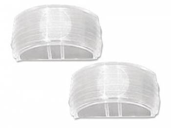 H&H Classic Parts - Backup Light Lens Clear - Image 1