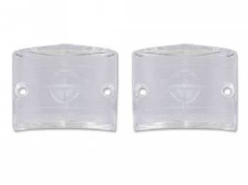 H&H Classic Parts - Backup Light Lens Clear