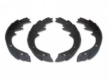 H&H Classic Parts - Rear Brake Shoes - Image 1