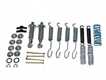 Shafer's Classic Reproductions - Rear Brake Hardware Kit - Image 1