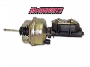 MBM Brake Systems - Power Booster & Dual Master Cylinder - Image 1