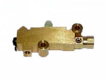 Classic Performance Products - Proportioning Valve (GM Type) - Image 1